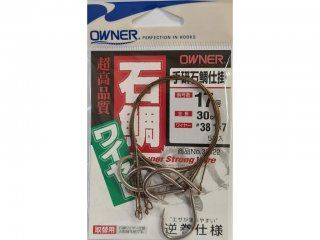 Owner Super Strong Wire 33322, 3/0