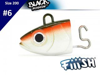 Fiiish Black Minnow 200 BM1349 Jig Head Deep 150g Candy Green