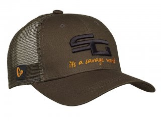 Savage Gear SG4 Olive Green Cap