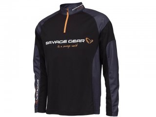 Savage Gaer Tournament Gear Shirt Black L