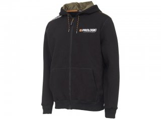 Prologic Eden Zip Hoodie Black XL