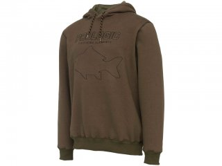 Prologic Mega Fish Hoodie Army Green L