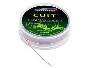 Climax Cult Duramax Leader 25m, 0.14mm