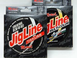Momoi JIGLINE MULTICOLOR, 100m 0.12mm