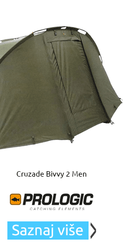 Prologic Cruzade Bivvy for 2 man with overwrap