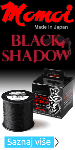 Momoi Black Shadow fishing braid